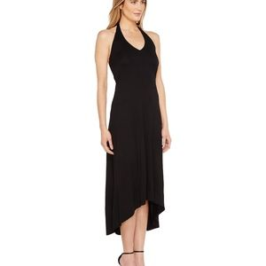 Trina Turk LBD HI LO Black Lupin Dress